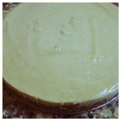 raw vegan vanilla cheesecake