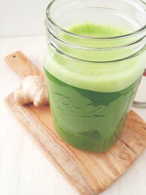 green juice challenge